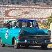 1.Rock Oil Klasik Otomobil Rallisinin Zirvesi Olgun Biçak – Fehim Öztoker'in.