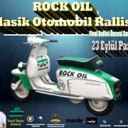 1. Rock Oil Klasik Otomobil Rallimiz ile Güz Faaliyetlerimiz Başlıyor.