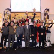 Ödül töreni gecemiz Görkemli Şampiyonluk Kutlaması ile yapıldı.