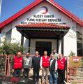 Derneğimiz Kuzey Kıbrıs Türk Kızılay'ı ile İş birliği Yapacak.